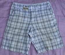 URBAN UP PIPELINE FLAT FRONT SHORTS. SIZE W32 X L11. TAG NO. 6028