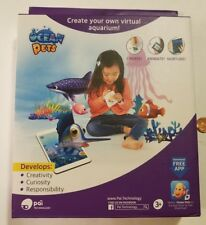 Ocean Pets Kids Toy Clay and Dough Art, 3D AR Fun Toy for IPad Game.    A8#17 dm