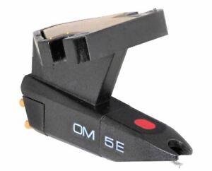 Ortofon OM5E OM 5E  Moving Magnet Cartridge & Elliptical Stylus for Turntables