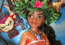 Disney Robin Hood Moana & Hei Doll Designer Fairytale Collection Limited Edition