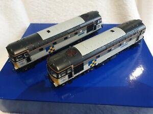HELJAN 3440 Twin Pack 33 Railfreight Scale OO **Read Description**