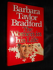 SIGNED COPY: Barbara Taylor Bradford - The Women in His Life - 1990-1st, Romance