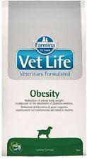 Farmina Vet Life Obesity cane da 12 Kg. x ridurre l'eccesso di peso corporeo