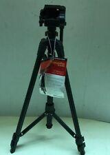 "SUNPAK PlatinumPlus 5858D Camera and Camcorder Aluminum 58"" Tripod, New"