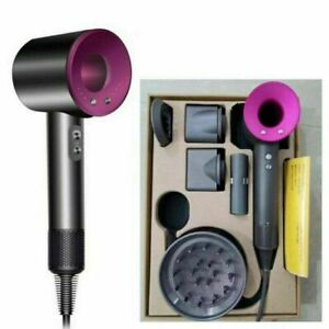 Dyson Supersonic HD03 Hair Dryer - Iron/Fuschia