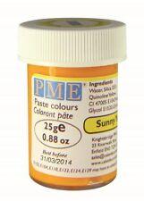 Utensilios de repostería PME color principal amarillo