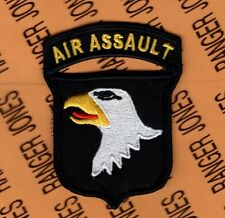 101st Airborne Division AIR ASSAULT AASLT patch