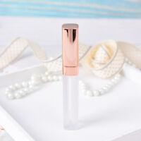 1pc rose gold 5.5ml empty eyelashes tube mascara tube eyeliner vials bottle HK