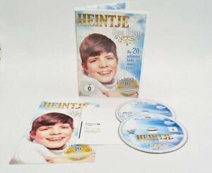 HEINTJE - Das Beste  - 2 CD + DVD Box 2013   sehr guter Zustand