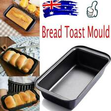 1 pc Non-stick Silicone Toast Bread Cake Baking Mold Loaf Tin Bakeware Pan Mould