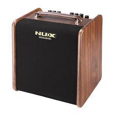 NU-X AC50 Stageman 2-Channel, 50W Acoustic Guitar Amplifier with Digital FX