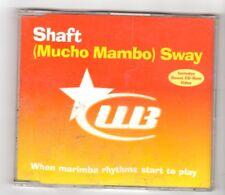 (HX121) Shaft, (Mucho Mambo) Sway - 1999 CD
