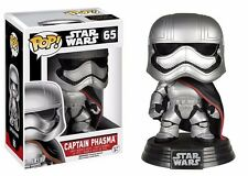 Star Wars Episode 7 Captain Phasma Funko POP Vinyl Bobblehead Figure 10cm