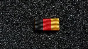 Bandspange Deutschland Schwarz Rot Gelb Bandschnalle Ordensspange