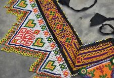 Vtg Kuchi Afghan Banjara Tribal Belly dance ATS Handmade Ethnic Beaded Belt