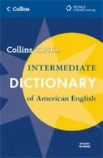 Collins COBUILD Intermediate Dictionary of American English with CD-ROM and COBU