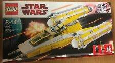 LEGO STAR WARS 8037 Anakin's Y-wing Starfighter NEW SEALED MANY LEGO AVAILABLE