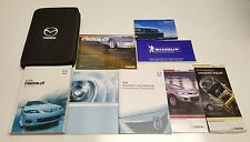 2008 MAZDA6 OWNERS MANUAL USER GUID I S SPORT TOURING GRAND VE V4 2.5L V6 3.7L