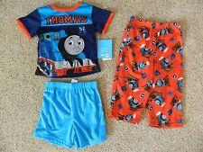 Thomas the Train 3pc red pajamas boys size 2T