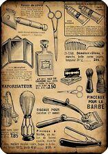 Vintage Hairdresser Tattoos Patterned Posters Kraft Paper Barber Shop Decoration