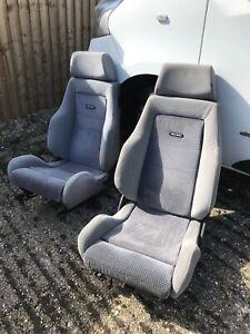 ford escort S2 rs turbo 90 Spec Recaro front seats