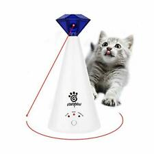 VavoPaw Cat Laser Toy NonHandheld Laser Pet Teasing Toys Automatic Interactive