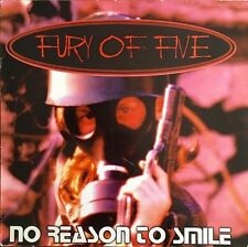 Fury Of Five - No Reason To Smile - Vinyl LP 33Tours