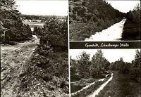 GARSTEDT Salzhausen AK 3 s/w Ansichten Mehrbildkarte ungelaufen ~1950/60