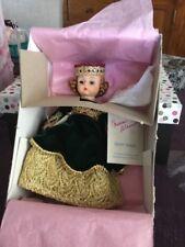 Madame Alexander VTG1992 Queen Isabella - #9406 LTD Production Doll-50th ANNVSRY