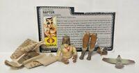 GI Joe Raptor (v1) Cobra Falconer 100% Complete w/ File Card Vintage 1987 ARAH