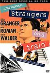 Strangers on a Train - (Dvd, 2004, 2-Disc Set) -New