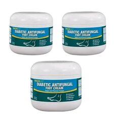 3 PACK MagniLife Diabetic Antifungal Foot Cream, 4 Oz