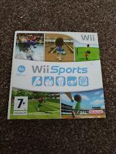Wii Sports for the Nintendo Wii - Cardboard Sleeve
