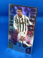 TOPPS BEST OF THE BEST 2020-21 SUPERSIZE UCL MOMENTS CRISTIANO RONALDO