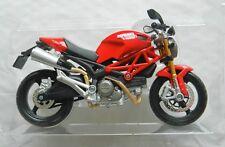 DUCATI MONSTER 696 DIE-CAST METAL MODEL MOTORBIKE SCALE 1:12 MAISTO