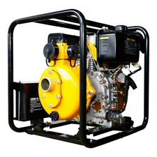 DIESEL 2 Inch Fire Fighting Pump Twin Impeller 7HP Key Start THORNADO