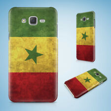 SAMSUNG GALXY J SERIES PHONE CASE BACK COVER|SENEGAL COUNTRY FLAG