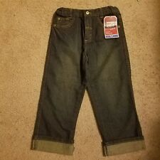 NWT Wrangler boys relaxed fit size 5T jeans