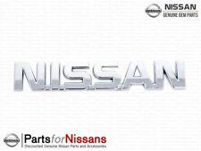 "Nissan R32 Skyline Rear ""Nissan "" Emblem"