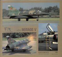 Verlinden Publications Lock On No.11 Dassault Mirage V Reference Book #601