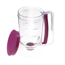 DIY Tool Cupcake Pancake Batter Dispenser Muffin Helper Mix Pastry Jug Baking F6