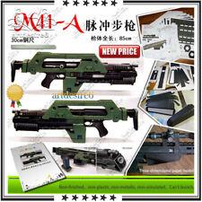 DIY 3D Puzzle1:1 Paper Jigsaws Gun Model Aliens 41-A Pulse Rifle Hot Toys Games