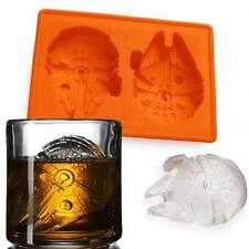 Star Wars Millennium Falcon Pro Ice Cube Tray Molds Candy Chocolate Soap Baking