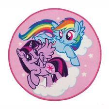 Character Shaped Floor Rugs Various Characters Kids Bedroom 100 Official My Little Pony Rug Mlpequru001
