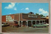 Postcard AZ Scottsdale The Lulu Belle Restaurant c1960s Cars 2126N