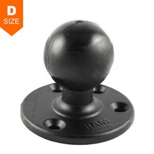 "RAM 93mm Round Base 2.25"" Ball RAM-D-202U"