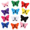 DIY Butterfly Embroidered Sew Iron On Badge Patches Clothing Fabric Applique New