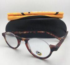 Readers EYE•BOBS Eyeglasses VICE CHAIR 2447 22 +1.75 Red Tortoise Rubber Frames