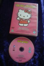 Hello Kitty's Paradise - MAKING COOKIES And Four Other Stories UK REGION 2 DVD