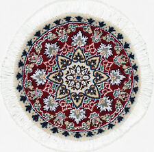 Nain Teppich Rug Carpet Tapis Tapijt Tappeto Alfombra Orient Perser Kunst Rund